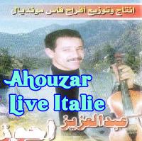 Ahouzar Live Italie