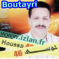 Ecouter Houssa 46 2016: Boutayri et d'autres albums de la musique amazigh sur www.Izlan.Fr musique amazigh, Radio & Chat.
