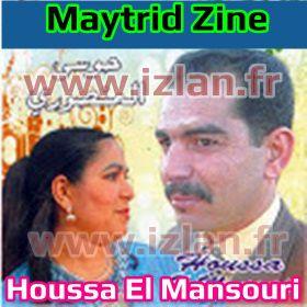 Houssa El Mansouri Maytrid zine www.izlan.Fr