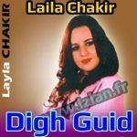 Laila chakir Digh Guid sur izlan.fr