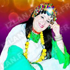 Meryem Aanouz  عنوز مريم