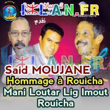 Hommage à Rouicha